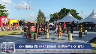 Bermuda Gombey Festival Showcase #1, Oct 6 2018