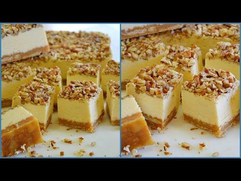 How to Make Pecan Pie Cheesecake Fudge: Dessert Recipes