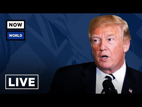 President Trump Announces His Plan for the Iran Deal | NowThis World