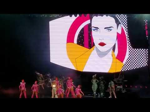 Katy Perry CALIFORNIA GURLS Live Santa Barbara BOWL Montecito Mudslide Benefit