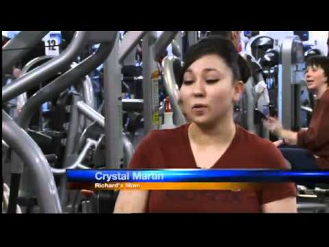 Gym welcomes kids to build healthy habits