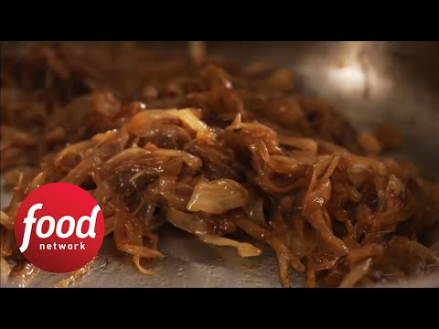 How to Caramelize Onions Like a Pro | Food Network
