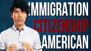 The Try Guys Try Immigrating To America