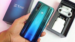 Vivo Z1 Pro Unboxing | Indian Retail Unit | 4GB 64 GB | Blue Colour | Redmi K20 Killer at 15K only
