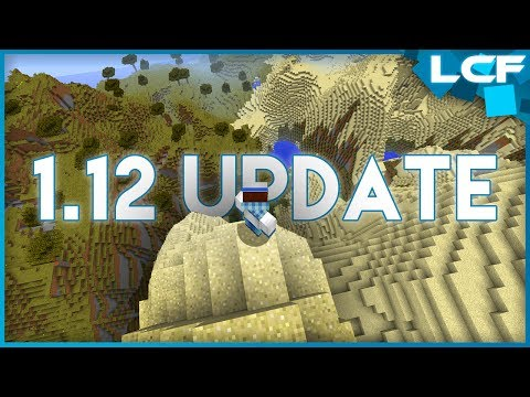Returning to Minecraft 1.12 after 6 months of inactiviy