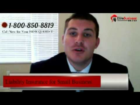 Liability Insurance for Small Business -