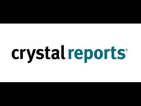 Tutorial Crystal Reports Visual Studio 2012