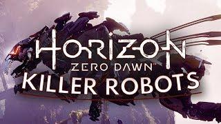 Are Killer Robots A Real Threat? | Horizon Zero Dawn