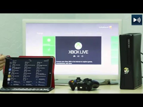 How to stream video to Xbox or PS wirelessly with iPhone, iPad
