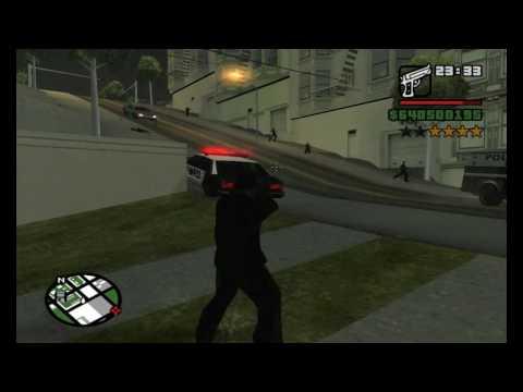 Pistol skill/Montage/gta sanandreas
