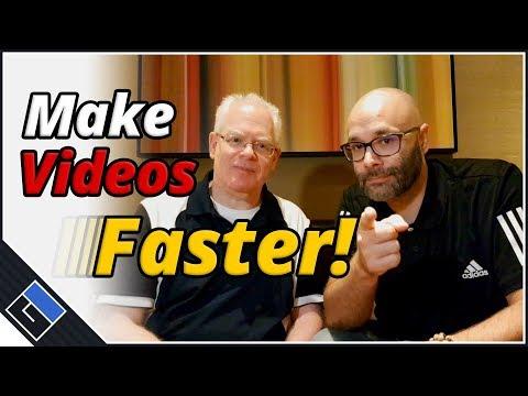 Make Videos Faster