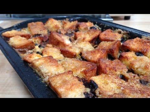Jessica Alba's Dairy-Free Banana and Apple Bread Pudding Recipe   Healthy Recipes
