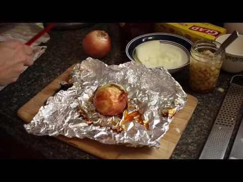 HEALING WITH ONIONS - ONION POULTICE
