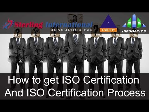 ISO Implementation Presentation
