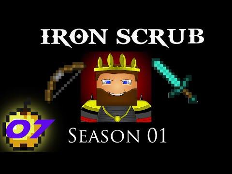 Minecraft: IRON SCRUB - S01E07 - Village Sightings