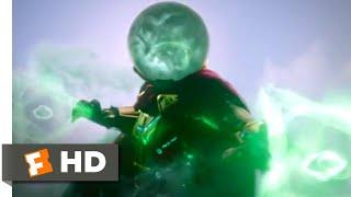 Spider-Man: Far From Home (2019) - Mysterio vs. Hydro-Man Scene (1/10)   Movieclips