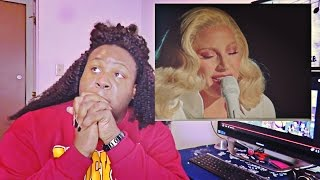 LADY GAGA TILL IT HAPPENS TO YOU OSCARS (REACTION)