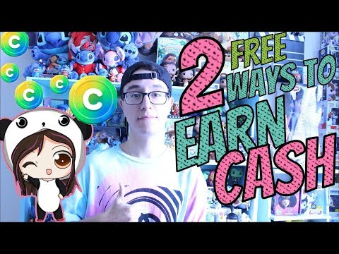2 WAYS TO EARN FREE CASH!! (LINEPLAY)