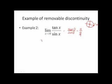 11 1 Limits of Trigonometric Functions Lesson