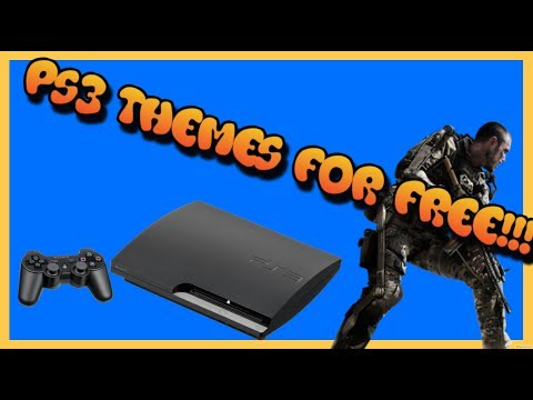 How to Get FREE Themes on PS3! 2017 Working Method! How to get Themes on PS3