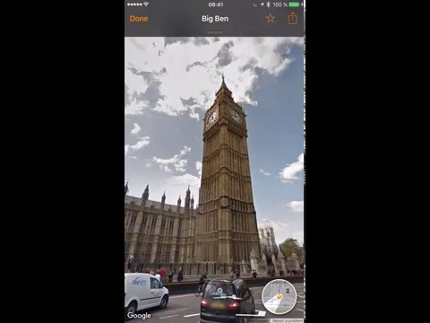 Streets 3 - The Street View App