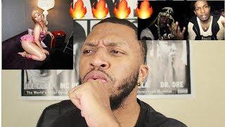 Mike WiLL Made-It, A$AP Rocky, A$AP Ferg & Nicki Minaj - Runnin (REACTION)