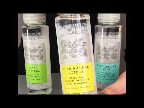Organic Iced Matcha Green Tea - TWIST, POP, SHAKE!