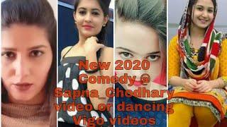 New Popular Sapna Chodhary amp Comedy Videos By MN Vigo Lover