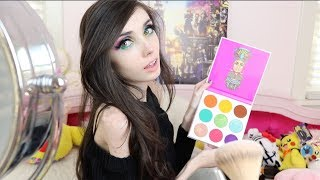 BEST EYE SHADOW PALETTE EVER? Juvias Place Eyeshadow Review!