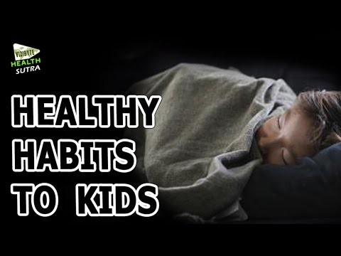 8 Healthy Habits to Keep Kids From Getting Sick