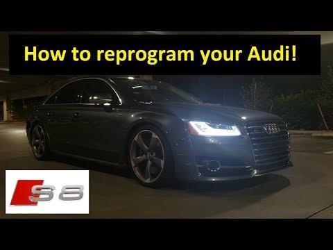 Audi VAG COM: 2015 A8 & S8 OEM Air Suspension to go even lower & Hidden Green menu| D4: 2011 - 2017