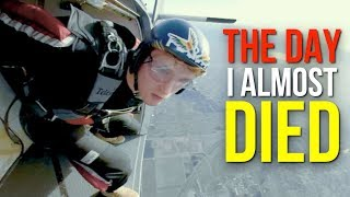 THE DAY I SHOULD HAVE DIED... (Skydiving Accident)
