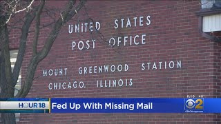 Residents Served By Mount Greenwood Post Office Are Fed Up With Missing Mail