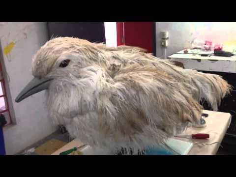 Giant Animatronics Bird