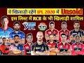 IPL 2020 - ये 5 खिलाड़ी रहेंगे Auction में Unsold || इस लिस्ट में RCB के कई खिलाड़ी हैं शामिल