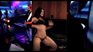 SALSA BAILANDO DANCE : DIOSA CANALES GOGO DANCE LIVE !