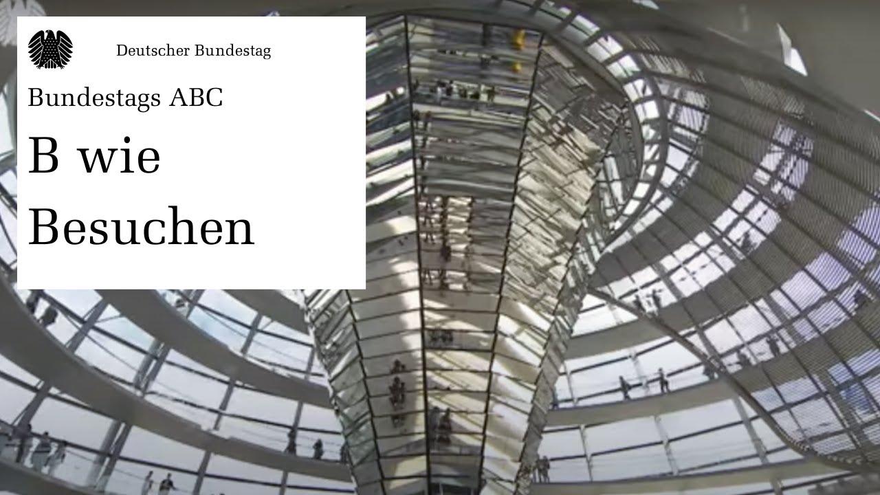 Besuch des Deutschen Bundestages: Angebote im Reichstagsgebäude