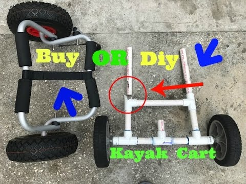The Best Kayak Cart on the Market