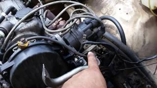 Pulling a Mazda b2200 engine Videos & Books