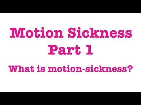 Motion Sickness In Dogs Part 1 - What Is Motion Sickness