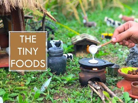 E23 | Madurai Kari Dosa | Chicken Dosa | The Tiny Foods