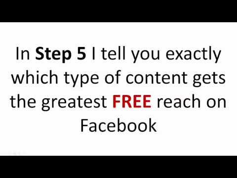 How to get more likes, shares, comments on facebook free - DOMINATE Facebook's News Feed