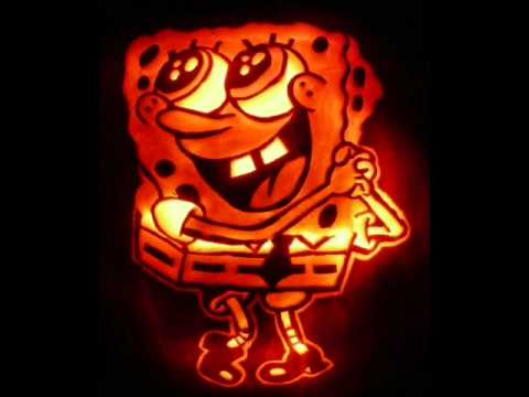 Halloween Pumpkin Carvings- Ken's Pumpkin Patch 2011 Carved Pumpkin photo video compilation