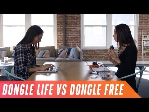 MacBook Pro 2016 vs. dongle-free MacBook