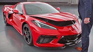 2020 Chevrolet Corvette C8 – Specs, Features, Design
