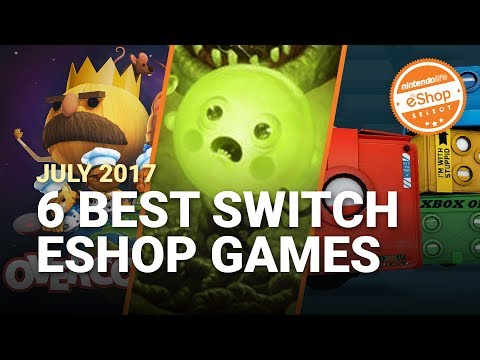 The 6 Best eShop Games on Nintendo Switch - July 2017 | Nintendo Life eShop Selects