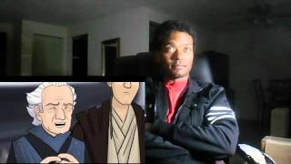 HOW THE PHANTOM MENACE SHOULD HAVE ENDED - REACTION!!!!