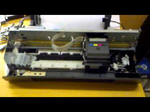 Epson Stylus D92