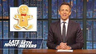 Download Most-Searched Celebrities of 2018, Gingerbread People - Monologue Video