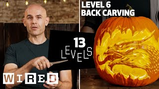 13 Levels of Pumpkin Carving: Easy to Complex | WIRED